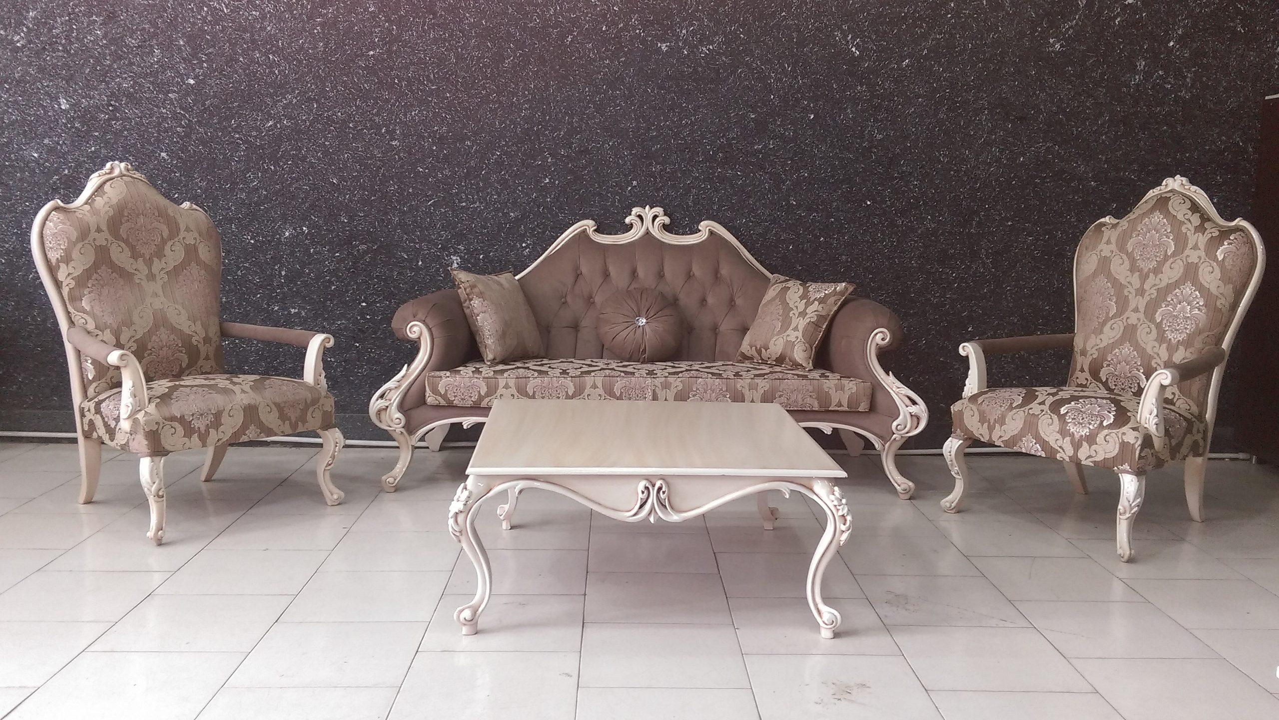 تصویر کاناپه سلطنتی
