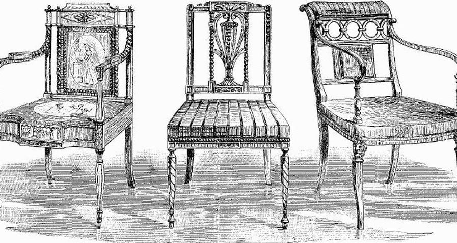ali17 - تاریخچه مبل در جهان از آغاز تا کنون